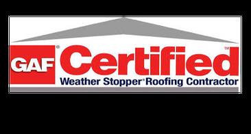 Gaf Certified Roofers