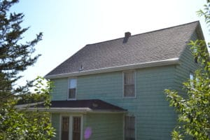 New Asphalt Roof Replacement Plainfield Connecticut