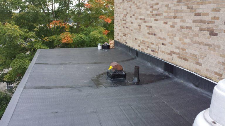 Putnam Science Academy New Commercial Flat Roof Putnam Connecticut