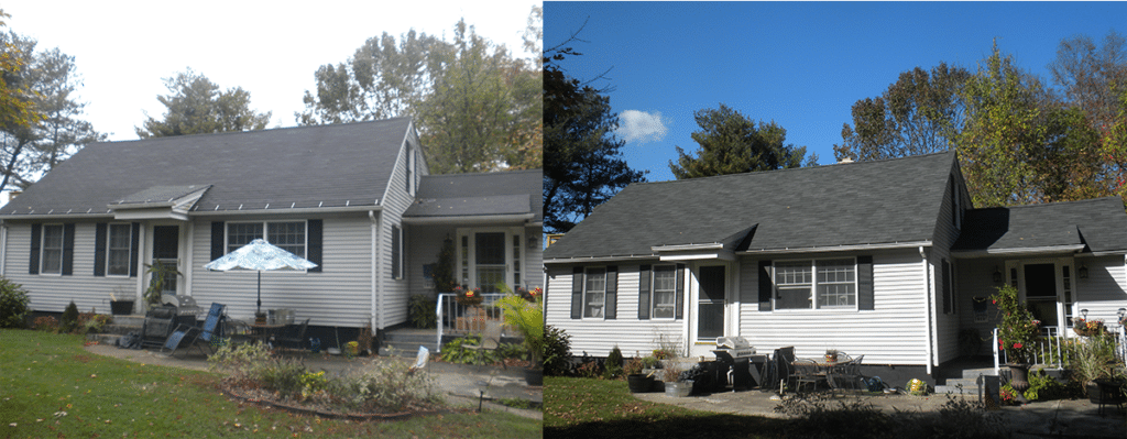 Roof Replacement Roof Repair Chaplin Connecticut