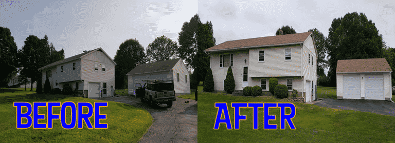 Norwich Connecticut New Roof Replacement