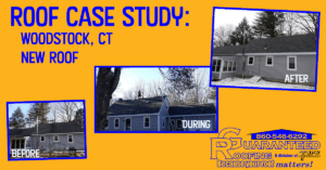 Woodstock Connecticut Roof Replacement