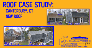 Canterbury, CT Roofer
