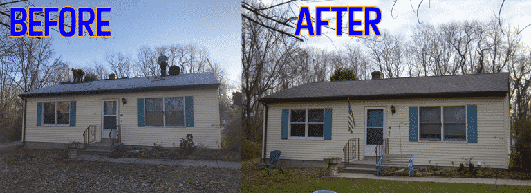 Danielson, CT Roof Replacement