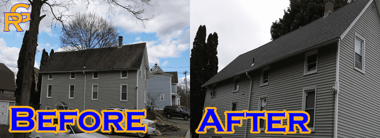 Willimantic, CT Roof Replacement