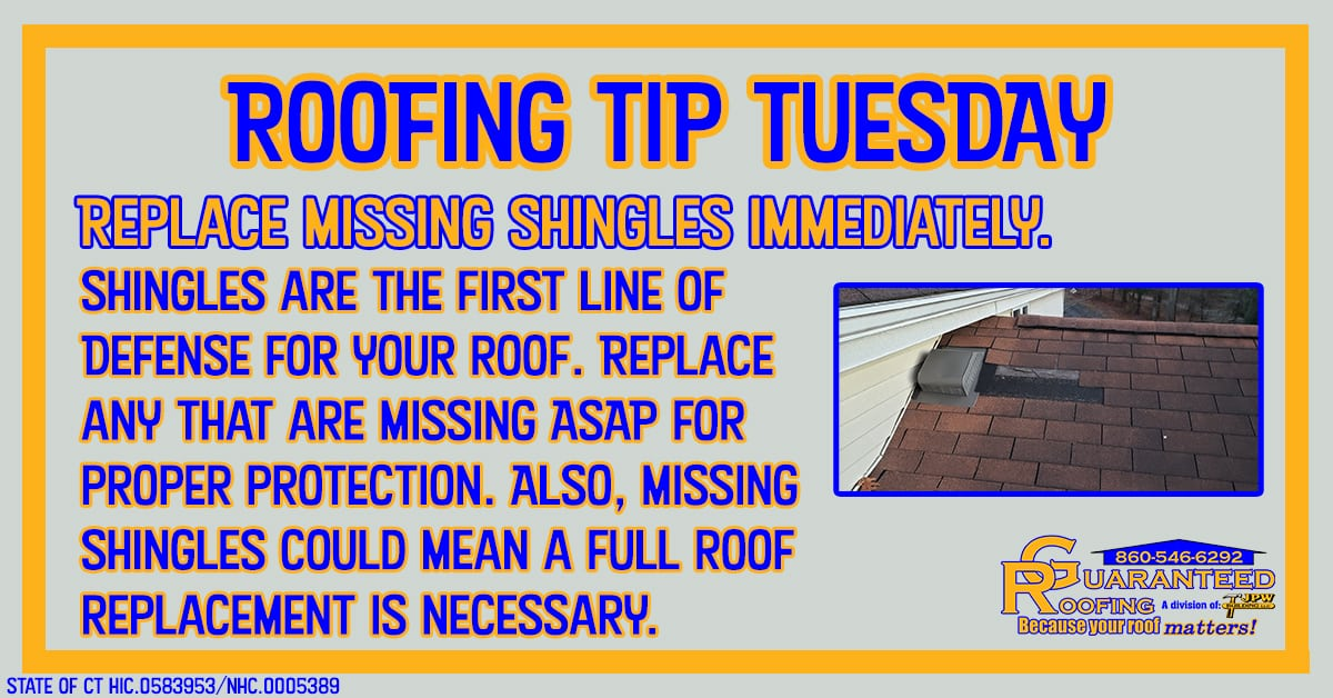 Guaranteed-roofing-Replace-Shingles