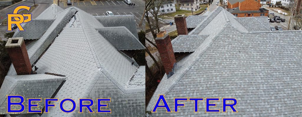 roof replacement in norwich ct