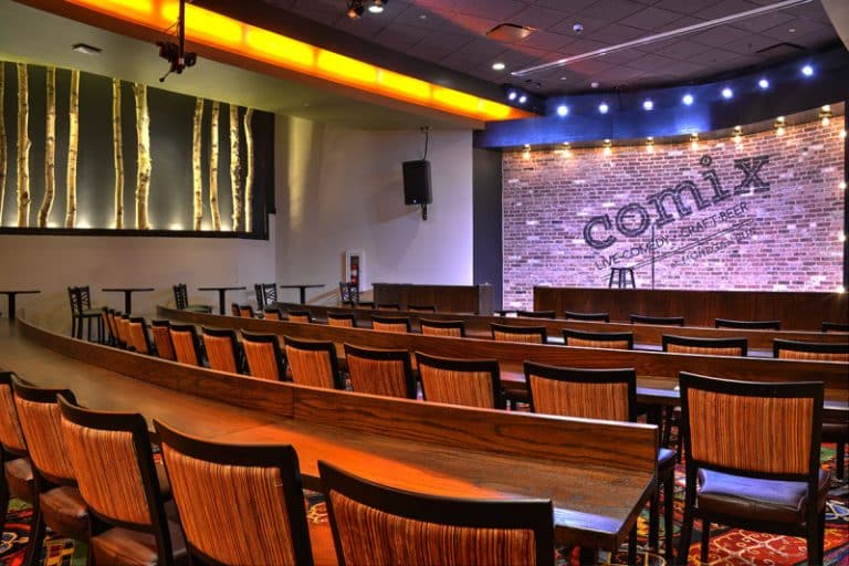 Comix Comedy Club - Mohegan Sun - Uncasville, CT