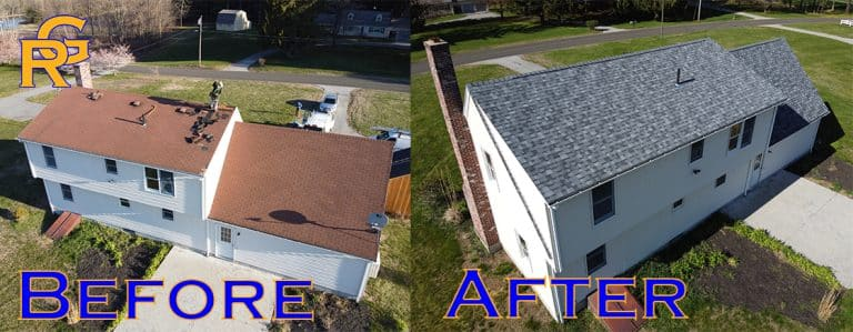 Thompson, CT Roof Replacement 3