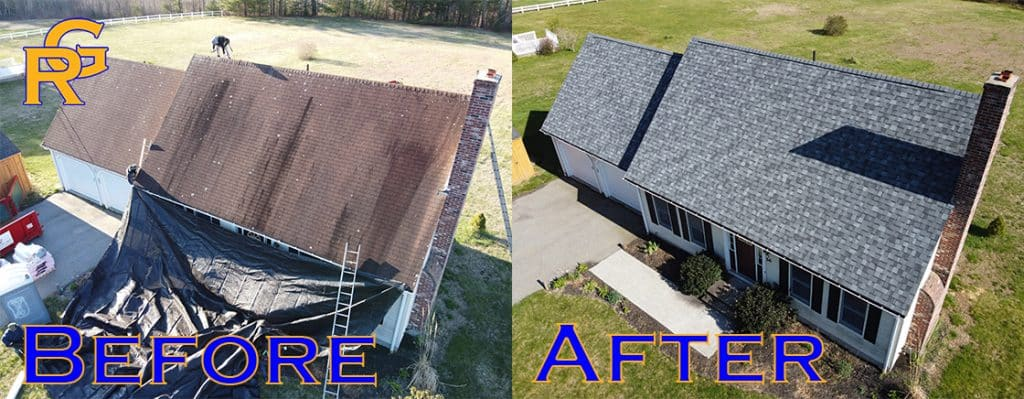Thompson, CT Roof Replacement 4