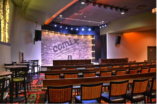 Comix-comedy-club-mohegan-sun