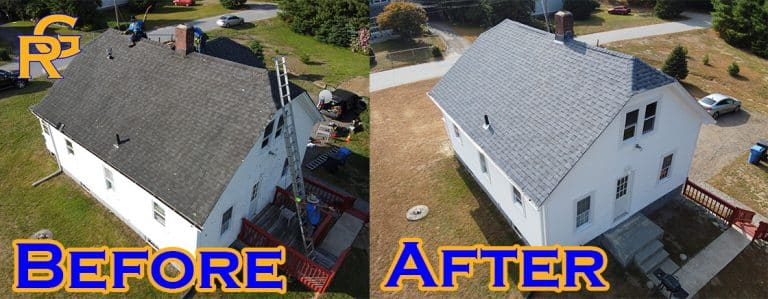 Plainfield CT roofing and siding company
