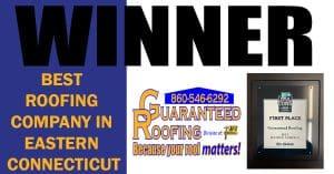 Best Eastern CT Roofer