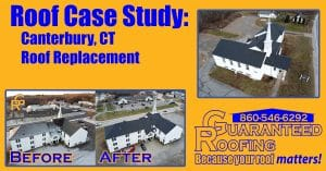 Canterbury CT roofer