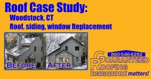 Woodstock CT Roofing and Siding Contractor