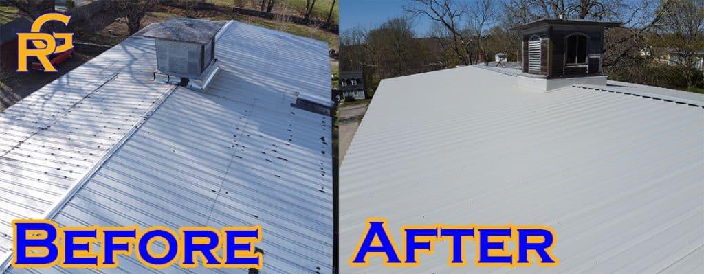 willimantic ct metal roofing contractor