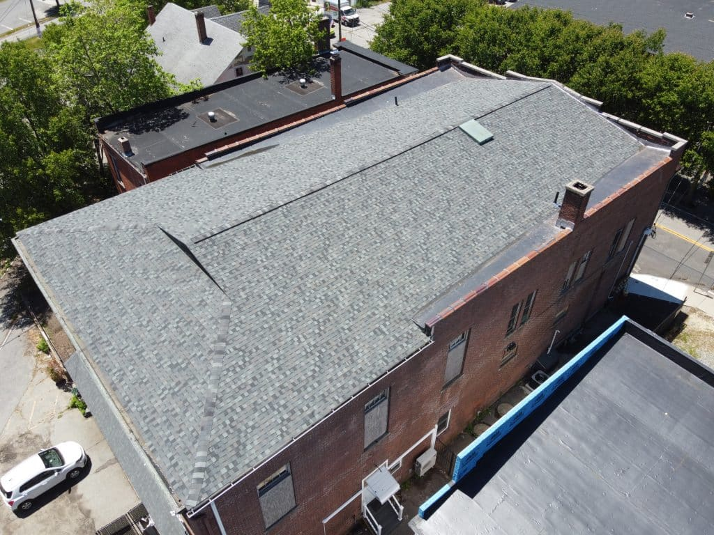 Worcester MA Roof Replacement